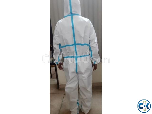 Emergency Medical Protective Clothing Coverall | ClickBD large image 1