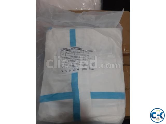 Emergency Medical Protective Clothing Coverall | ClickBD large image 4