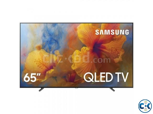 SAMSUNG 65Q9F 4K HDR SMART QLED with Quantum Dot TV | ClickBD large image 1