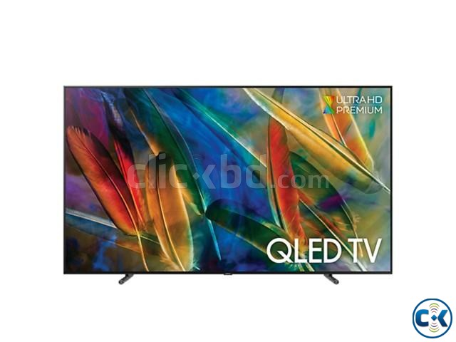 SAMSUNG 65Q9F 4K HDR SMART QLED with Quantum Dot TV | ClickBD large image 3