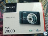 sony w800 camera with warranty
