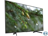 BRAND NEW 75 inch SONY BRAVIA X8000G 4K UHD ANDROID TV