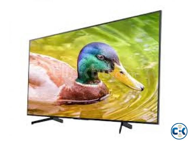 BRAND NEW 75 inch SONY BRAVIA X8000G 4K UHD ANDROID TV | ClickBD large image 2