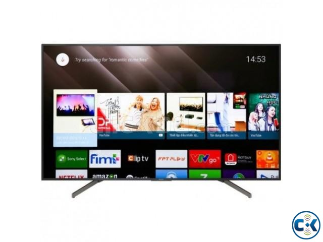 BRAND NEW 75 inch SONY BRAVIA X8000G 4K UHD ANDROID TV | ClickBD large image 4