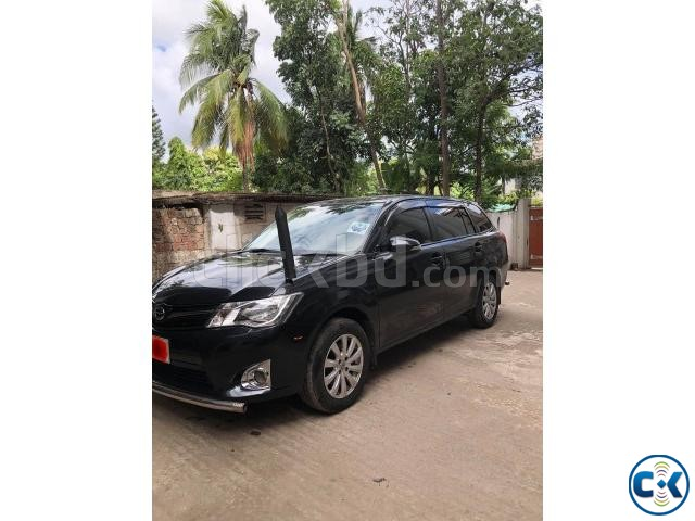 Toyota Fielder 2012 for Sale  | ClickBD large image 2