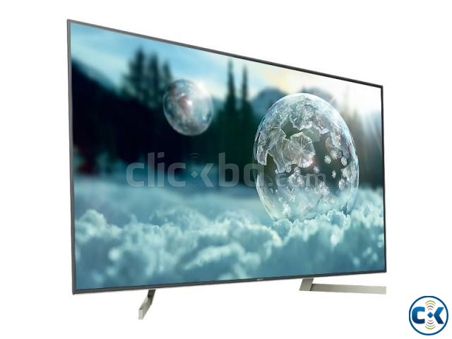 BRAND NEW 85 inch SONY BRAVIA X9000F 4K UHD ANDROID TV | ClickBD large image 1