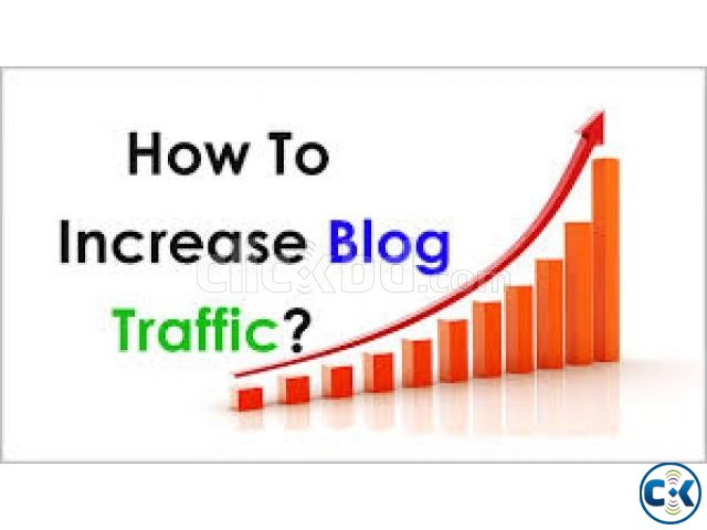 Buy Website traffic 0.5 for 1000 worldwide traffic  | ClickBD large image 0