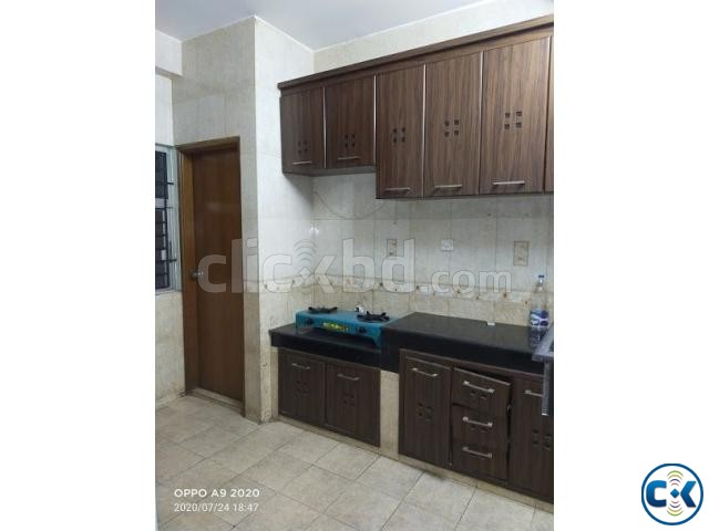 2200sft Beautiful Apartment For Rent Banani | ClickBD large image 2