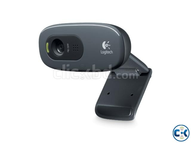 Logitech Chennel Product C270 HD Webcam | ClickBD large image 0