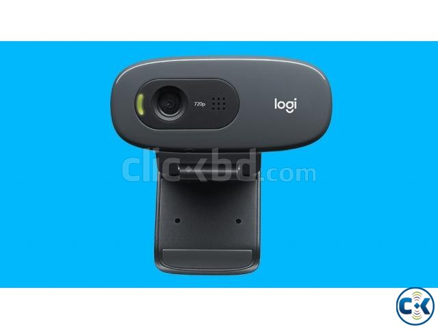 Logitech Chennel Product C270 HD Webcam | ClickBD large image 3