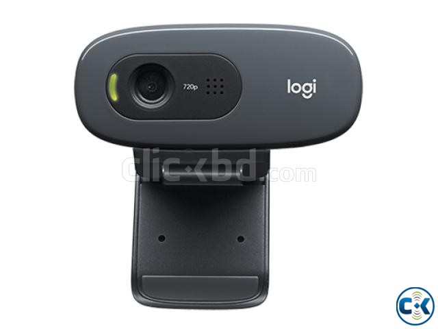 Logitech Chennel Product C270 HD Webcam | ClickBD large image 4
