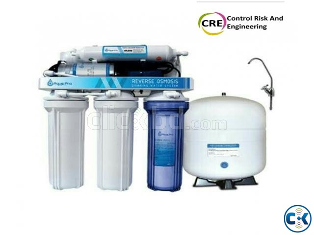 5 Stage Water Purifier Machine Ro 75GPD | ClickBD large image 0