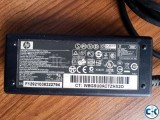 HP Original Laptop Charger Adapter with AC Cord
