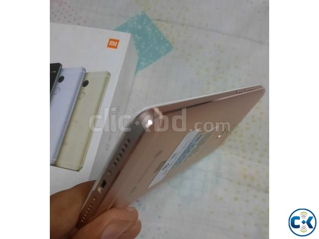 Totally New Condition MI Note 4 Golden | ClickBD large image 0