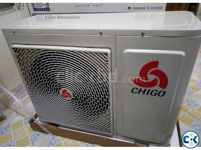 Chigo 1.5 Ton AC.30 Energy Saving Warranty.  | ClickBD large image 3