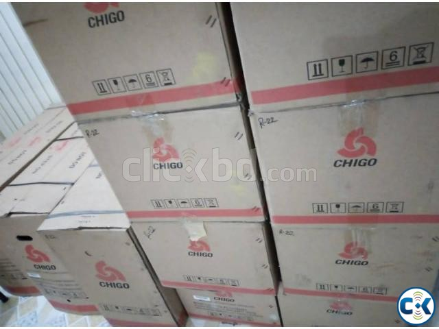 Chigo 1.5 Ton AC.30 Energy Saving Warranty.  | ClickBD large image 4