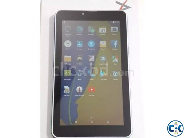5star Tablet Pc 1GB RAM 8GB Storage Dual Sim Android 9.0 | ClickBD large image 0
