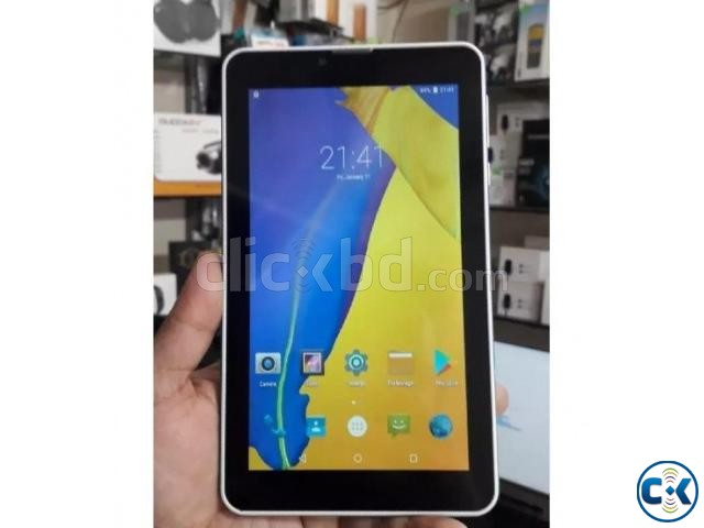 5star Tablet Pc 1GB RAM 8GB Storage Dual Sim Android 9.0 | ClickBD large image 1