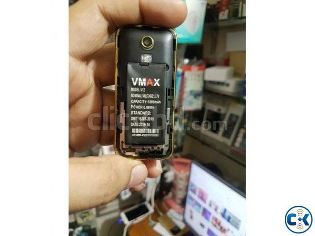 VMAX V12 Super Mini Dual Sim card Phone | ClickBD large image 4