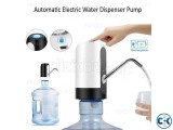 Automatic Water Dispenser Rechargeable.