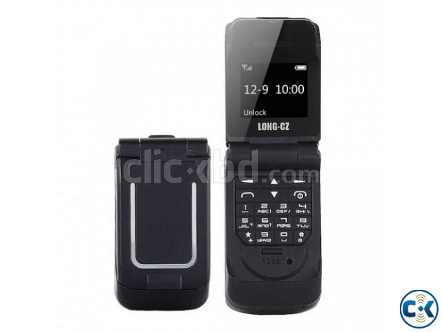 j9 Super Mini Flip Phone | ClickBD large image 3