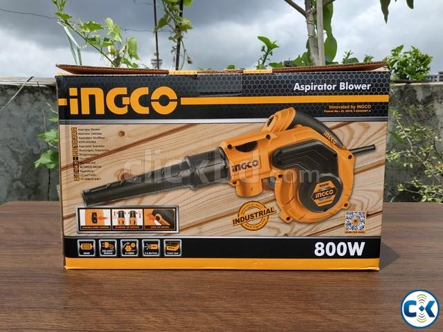 Ingco 800W Industrial Air Blower | ClickBD large image 0