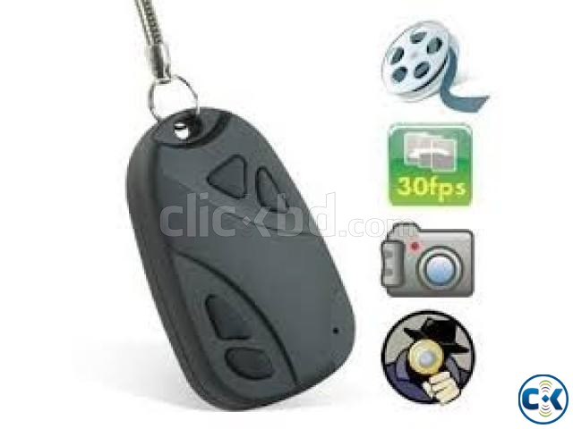 Key Ring Video Recorder | ClickBD large image 0