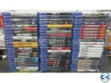 PS4 all Games available best price with exchange offer