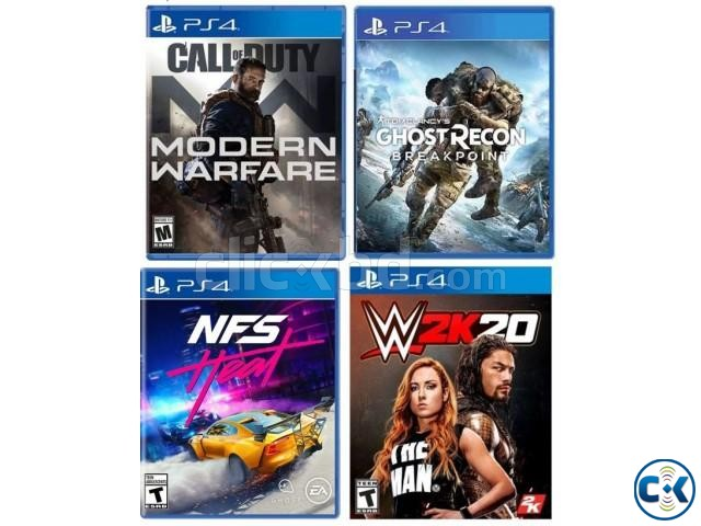 PS4 all Games available best price with exchange offer | ClickBD large image 2
