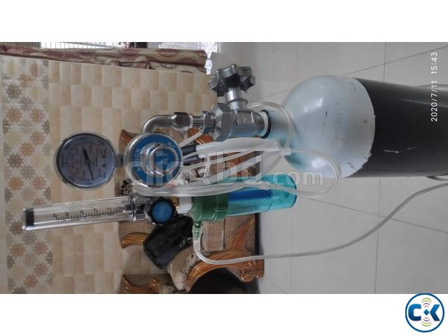 Oxygen cylinder sell | ClickBD large image 0