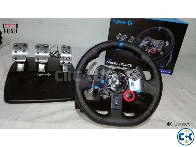 Logitech G-29 available with best price stock ltd | ClickBD large image 2