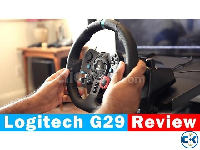 Logitech G-29 available with best price stock ltd | ClickBD large image 3
