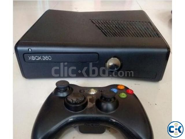 Xbox 360 slim full fresh with warranty stock ltd | ClickBD large image 0