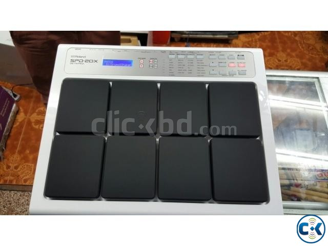 Brand New Intact ROLAND SPD-20X Pad Professional  | ClickBD large image 0