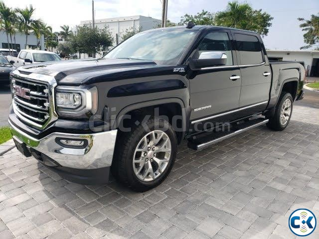 2018 GMC Sierra | ClickBD large image 0