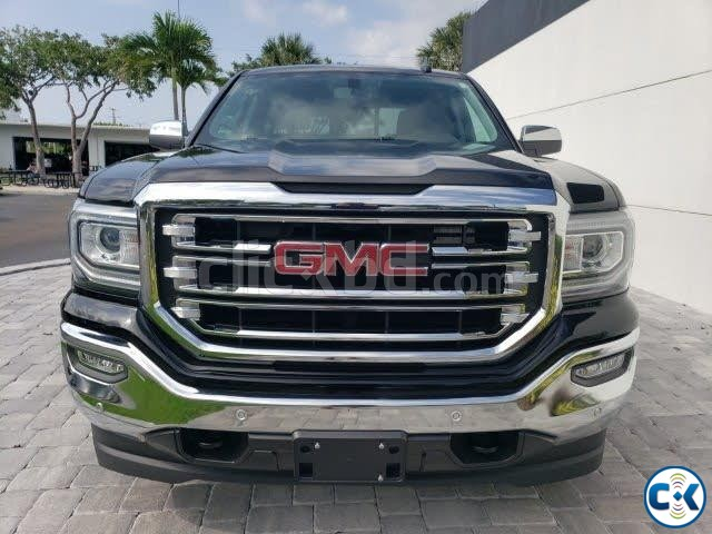 2018 GMC Sierra | ClickBD large image 1