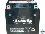 Hamko Bick Battery SMF-9AH