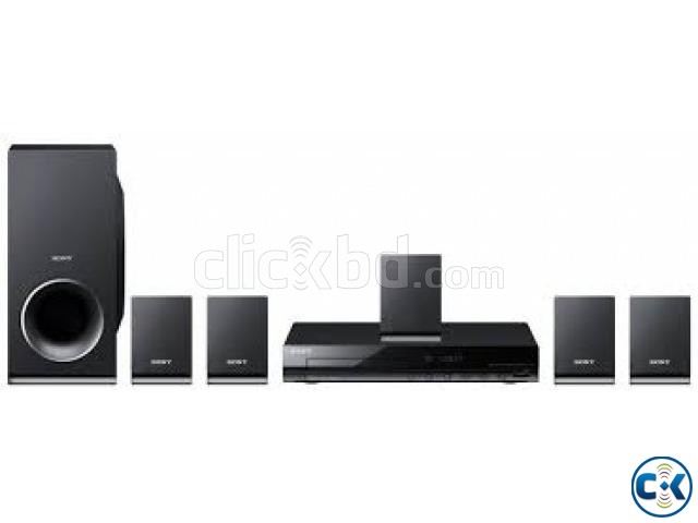 Sony TZ140 300W 5.1 DVD Home Theater | ClickBD large image 0