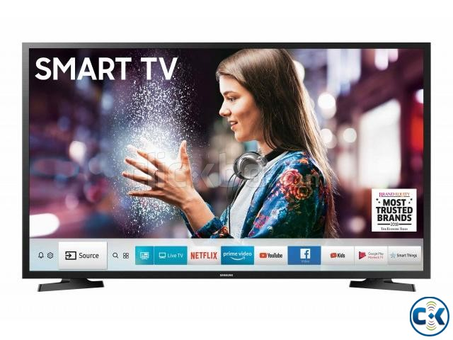 Samsung 43 Inch N5300 Ultra HD 5 Series Smart LED TV | ClickBD large image 0