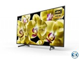 Sony Bravia 65 Inch X8000G UHD Android TV With Voice Search