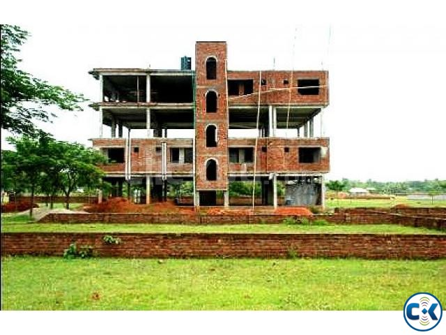 Ashulia Model Town plot for sale | ClickBD large image 3