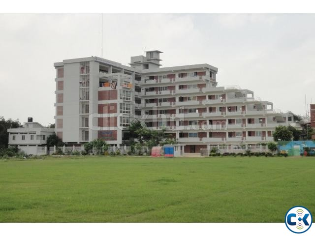 Ashulia Model Town plot for sale | ClickBD large image 4