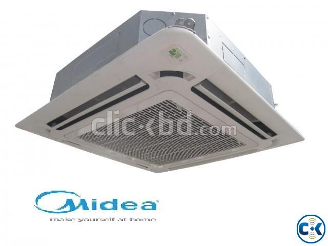 Midea Cassette type Celling Type Brand New 3 Ton AC s | ClickBD large image 2