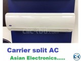 Carrier Wall Mounted Brand New AC's 2.5 Ton
