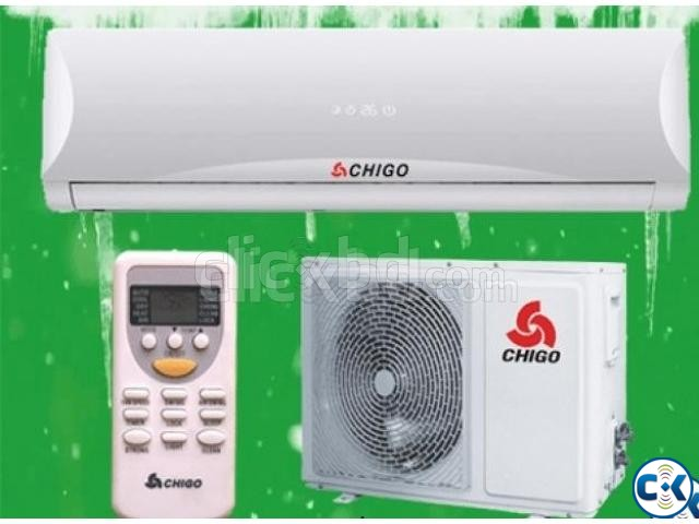 Chigo Wall Mounted Brand New AC 1 Ton | ClickBD large image 0