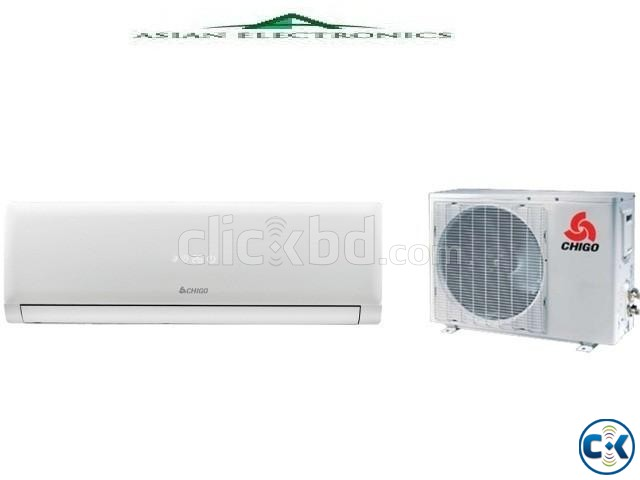Chigo Wall Mounted Brand New AC 2.5 Ton | ClickBD large image 1