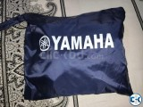 YAMAHA OFFICIAL RAINCOAT Complete Set 100 Brand new