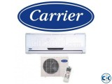 Carrier AC 2.5 Ton 30000 BTU split type