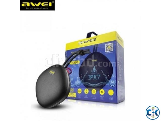 Awei Y336 Wireless Mini Bluetooth Speaker | ClickBD large image 0