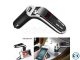 Car S7 Car Charger And Bluetooth Receiver